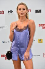 BETSY-BLUE ENGLISH at Bromley Boys Premiere in London 05/24/2018