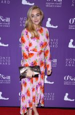 BETSY WOLFE at Monte Cristo Awards in New York 04/30/2018