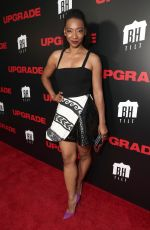 BETTY GABRIEL at Upgrade Premiere in Los Angeles 05/30/2018