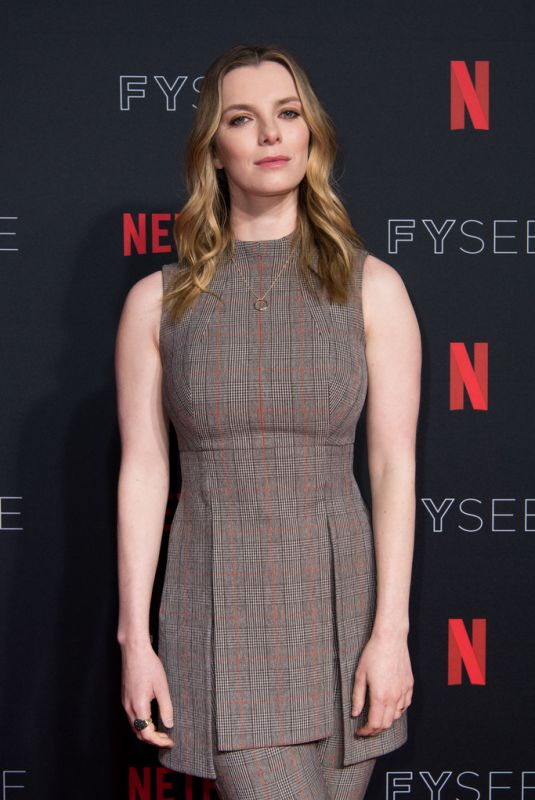 BETTY GILPIN at #netflixfysee for Your Consideration Event for Gglow in Los Angeles 05/30/2018