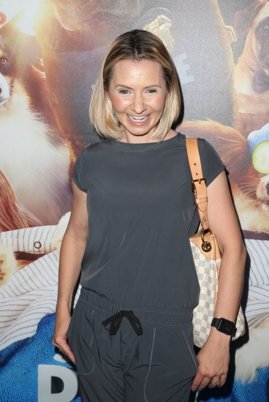 BEVERLEY MITCHELL at Show Dogs Premiere in New York 05/05/2018