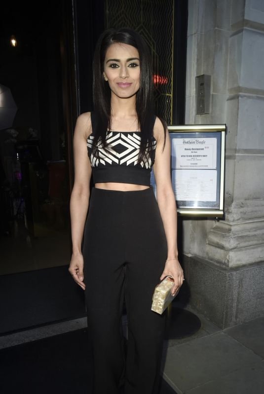 BHAVNA LIMBACHIA at Hotel Gotham 3rd Birthday Party in Manchester 05/24/2018