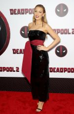 BLAKE LIVELY at Deadpool 2 Premiere in New York 05/14/2018