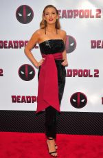 BLAKE LIVELY at Deadpool 2 Special Screening in New York 05/14/2018