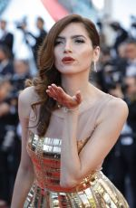 BLANCA BLANCO at 71st Annual Cannes Film Festival Closing Ceremony 05/19/2018