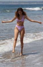 BLANCA BLANCO in Bikini at a Beach in Malibu 05/10/2018