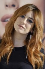 BLANCA SUAREZ Presents Smartgirl by Samsung Campaign in Madrid 05/09/2018