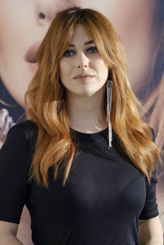 BLANCA SUAREZ Presents Smartgirl by Samsung Campaign in Madrid 05/09/2018