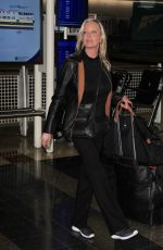 BO DEREK Arrives at Airport in Washington, D.C. 05/24/2018
