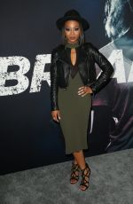 BRESHA WEBB at Breaking In Premiere in Los Angeles 05/01/2018