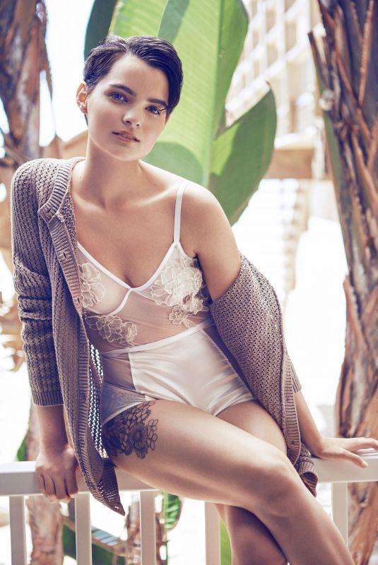BRIANNA HILDEBRAND for Vanity Fair Magazine, Italy April 2018