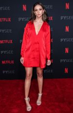 BRITT BARON at Netflix FYSee Kick-off Event in Los Angeles 05/06/2018