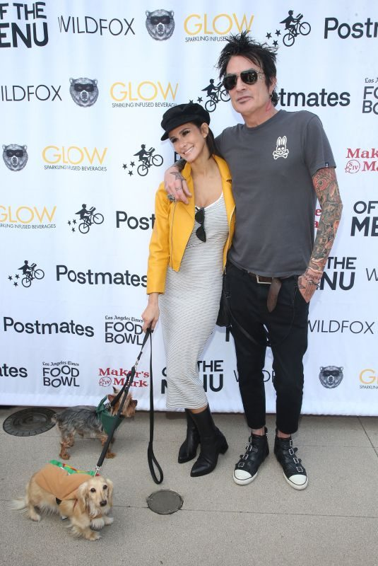 BRITTANY FURLAN at Off the Menu x Postmates: Secret Burger Showdown in Beverly Hills 05/26/2018