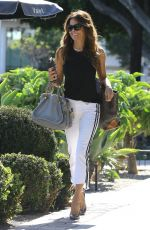 BROOKE BURKE Out and About in Los Angeles 05/16/2018