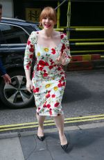 BRYCE DALLAS HOWARD Out in London 05/24/2018