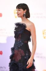 CAITRIONA BALFE at Bafta TV Awards in London 05/13/2018