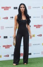 CALLY JANE BEECH at Bromley Boys Premiere in London 05/24/2018