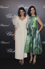 CALU RIVERO at Chopard Trophy Photocall at 2018 Cannes Film Festival 05/14/2018