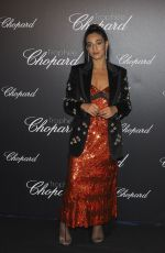 CAMELIA JORDANA at Chopard Trophy Photocall at 2018 Cannes Film Festival 05/14/2018