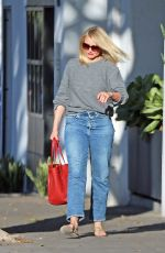 CAMERON DIAZ Leaves Meche Salon in Beverly Hills 05/16/2018