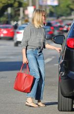 CAMERON DIAZ Leaves Meche Salon in Beverly Hills 05/16/2018