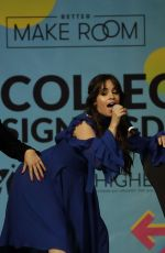 CAMILA CABELLO at 5th National College Signing Day in Philadelphia 05/02/2018