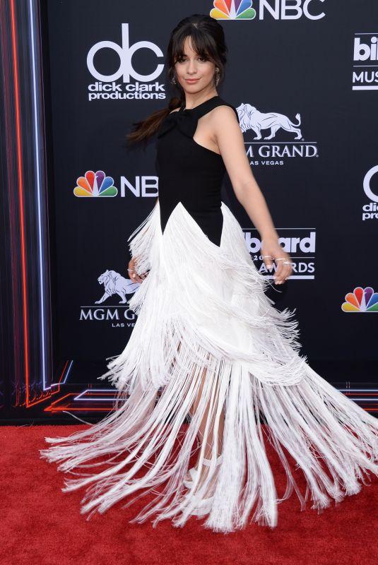 CAMILA CABELLO at Billboard Music Awards in Las Vegas 05/20/2018