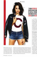 CAMILA CABELLO in Mujer Hoy, May 2018 Issue