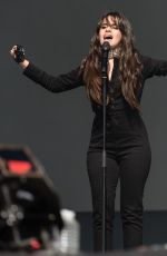CAMILA CABELLO Performs at BBC Biggest Weekend Festival in Swansea 05/272018