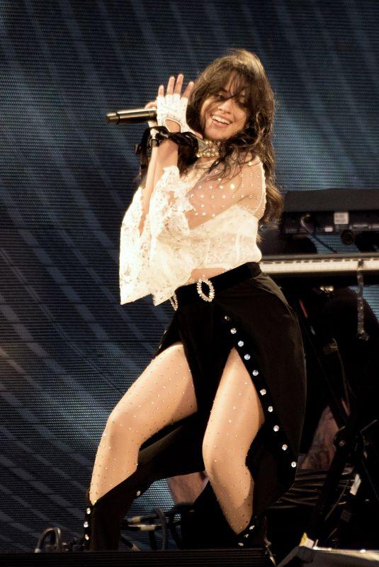 CAMILA CABELLO Performs at Levi