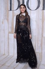 CAMILA COELHO at Christian Dior Couture Cruise Collection Photocall in Paris 05/25/2018