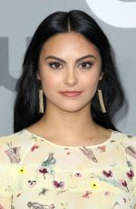 CAMILA MENDES at CW Network Upfront Presentation in New York 05/17/2018