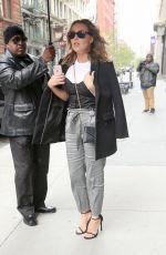 CAMILLA LUDDINGTON at AOL Build in New York 04/30/2018