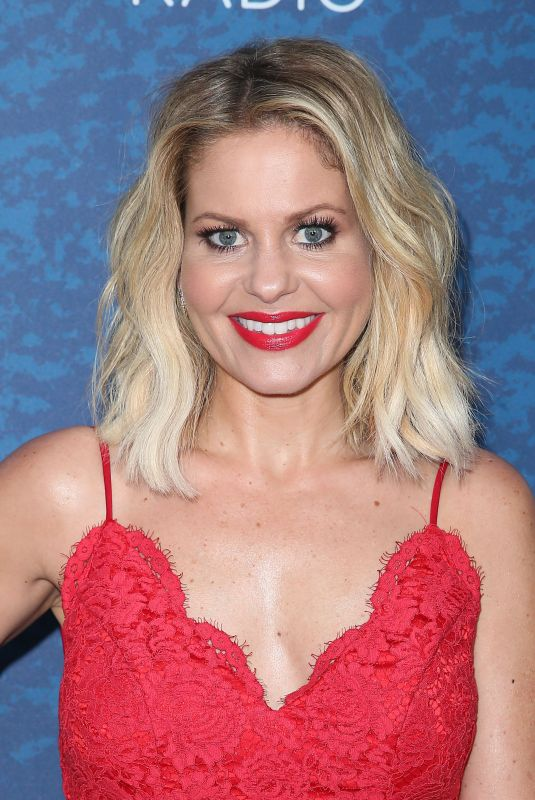 CANDACE CAMERON BURE at 2018 Iheartcountry Festival in Austin 05/05/2018