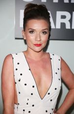 CANDICE BROWN at Hello! Magazine x Dover Street Market 30th Anniversary Party in London 05/09/2018