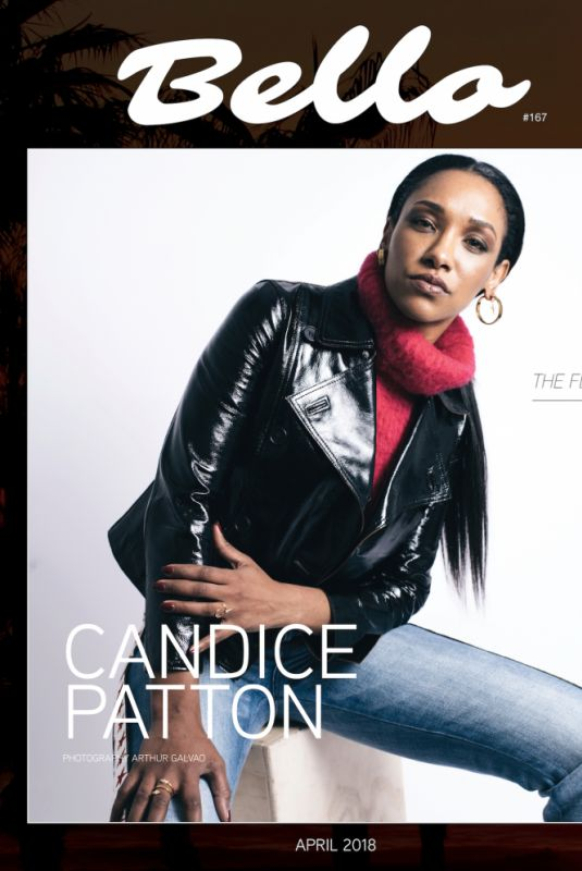 CANDICE PATTON for Bello Magazine 2018