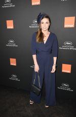 CAPUCINE ANAV at Orange Party at 71th Annual Cannes Film Festival 05/12/2018