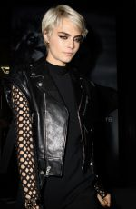 CARA DELEVINGNE at TAG Heuer Event in New York 05/17/2018