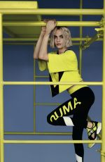 CARA DELEVINGNE for Puma Muse Cut-out Sneaker 2018 Campaign