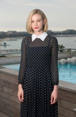 CAREY MULLIGAN at Kering Talks Women in Motion at Cannes Film Festival 05/10/2018