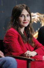 CARICE VAN HOUTEN at Game of Thrones Press Conference in Paris 05/31/2018