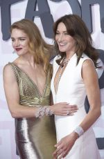 CARLA BRUNI-SARKOZY at Fashion for Relief at 2018 Cannes Film Festival 05/13/2018