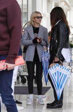 CAROLINE DAUR at Hotel Martinez in Cannes 05/14/2018