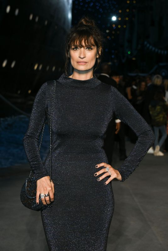 CAROLINE DE MAIGRET at Chanel Cruise 2018/2019 Collection Launch in Paris 05/03/2018