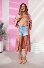 CAROLINE FLACK for White New River Island Collection, May 2018