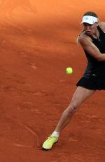 CAROLINE WOZNIACKI at French Open Tennis Tournament in Paris 05/30/2018