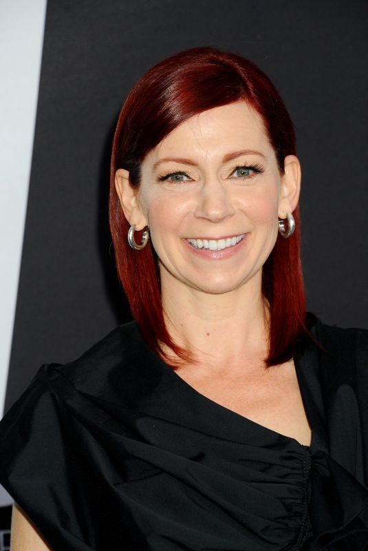 CARRIE PRESTON at Turner Upfront Presentation in New York 05/16/2018