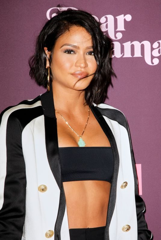 CASSIE at VH1's Dear Mama: An Event to Honor Moms in Los Angeles 05/03/2018