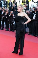 CATE BLANCHETT at Capharnaum Premiere at 2018 Cannes Film Festival 05/17/2018