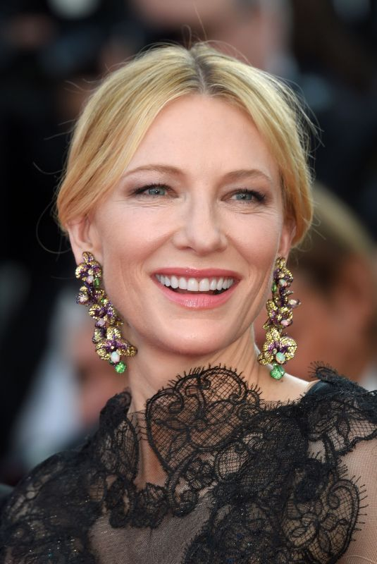 CATE BLANCHETT at Everybody Knows Premiere and Opening Ceremony at 2018 Cannes Film Festival 05/08/2018